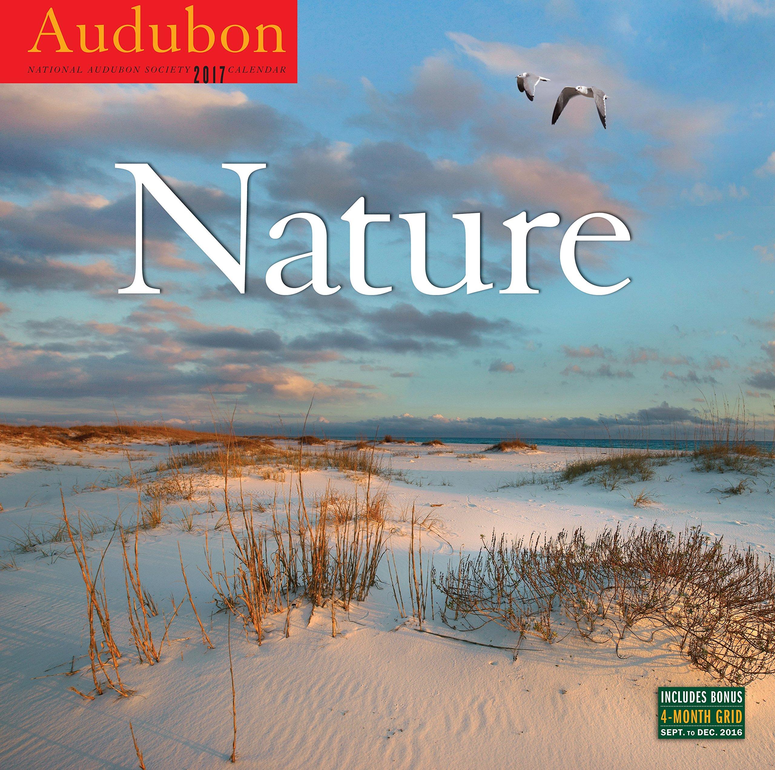 Amazon.com: Audubon Nature Wall Calendar 2017 (9780761190066): National  Audubon Society: Books