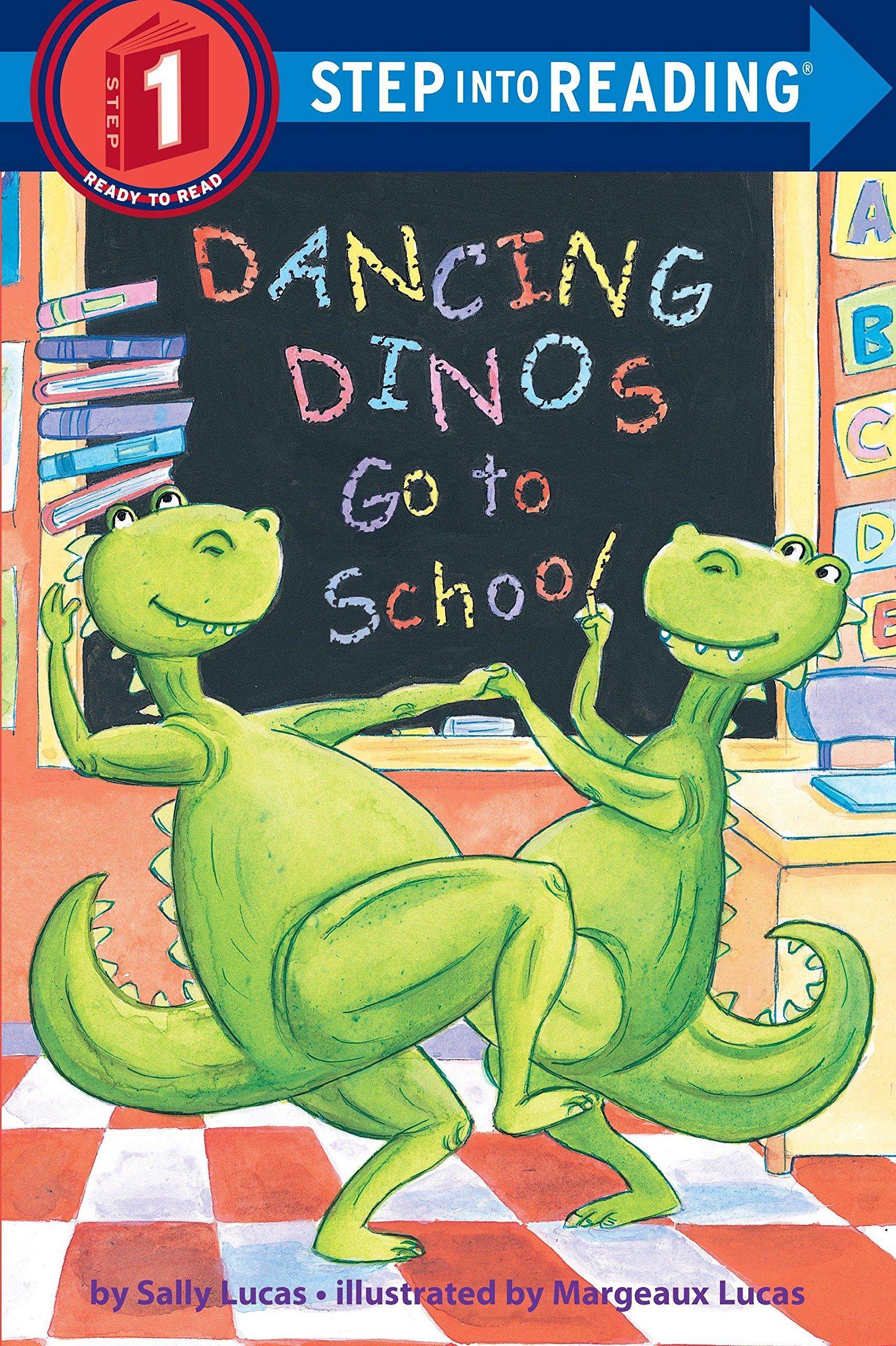 Dancing Dinos Go to School (Step into Reading) pdf