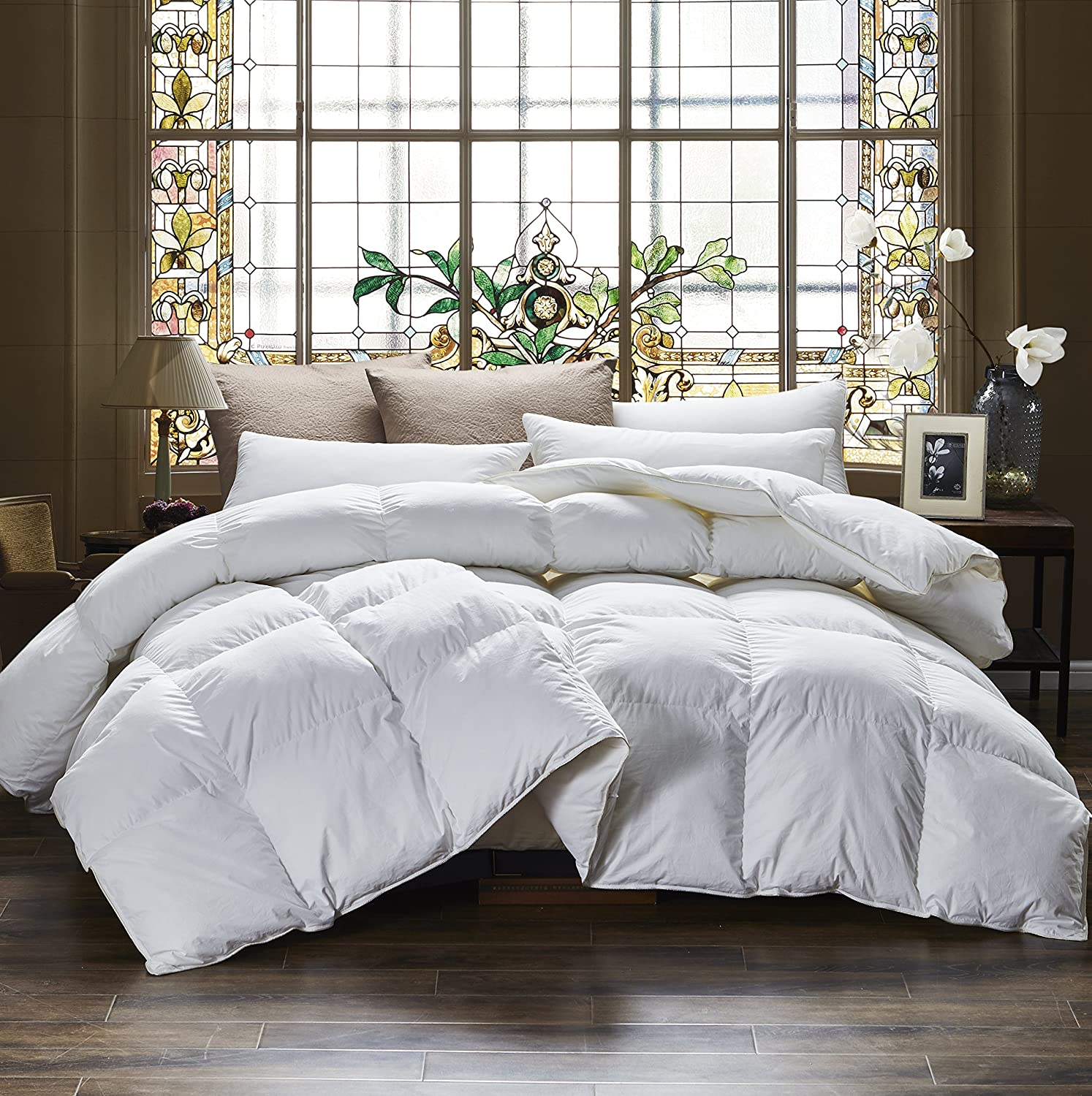 duvet halvorson ideas comforter house ingeflinte white blanket fluffy puffy big with