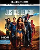 Liga de la Justicia 4K (Blu-ray)