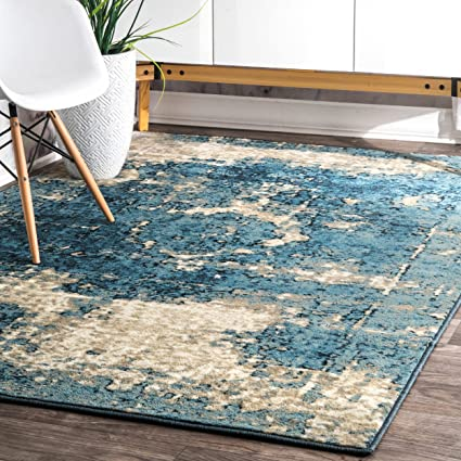 ae29dabdc67783 Image Unavailable. Image not available for. Color: nuLOOM OWTC01A  Transitional Lindsy Area Rug ...