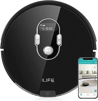 ILIFE A7 Robot Aspirador, Negro: Amazon.es: Electrónica