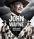 John Wayne Double Feature [Blu-ray]