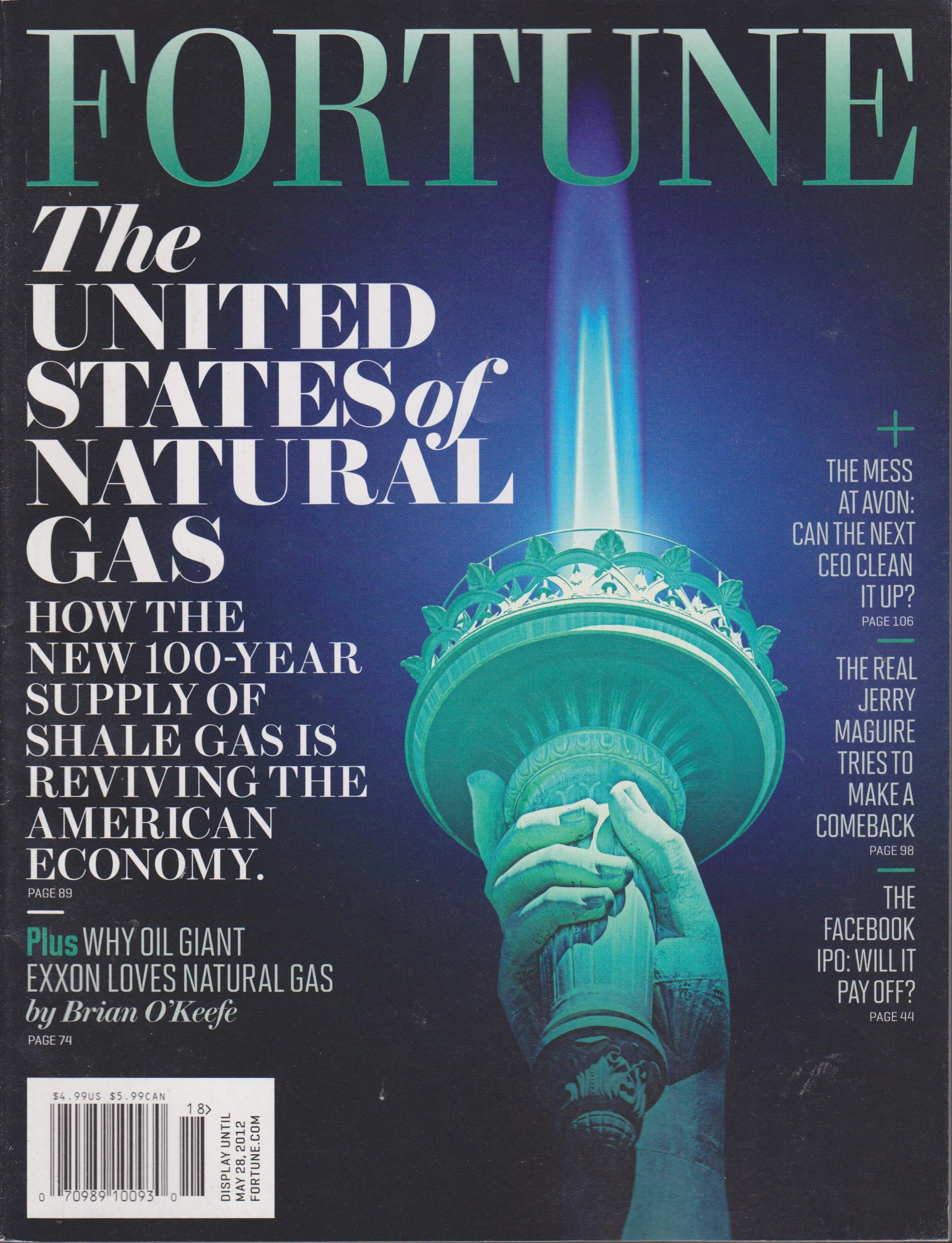 Download Fortune Magazine (April 30, 2012) PDF
