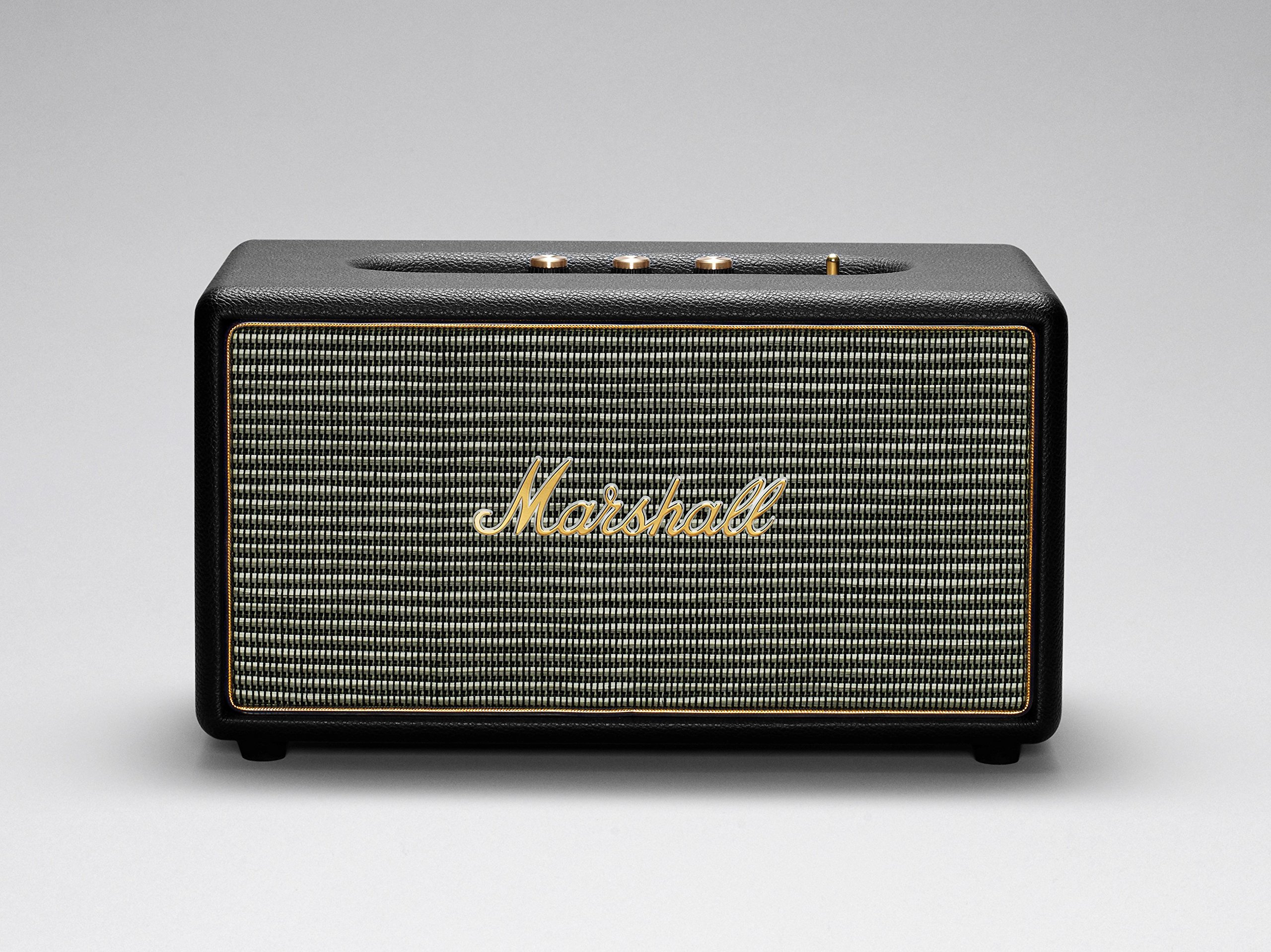 Marshall Stanmore Bluetooth Speaker, Black (04091627) by Marshall (Image #4)