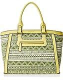 Sugarush Spring Women's Tote Bag Handbag (Green) SR/SPR/TT106/YNQ2015)