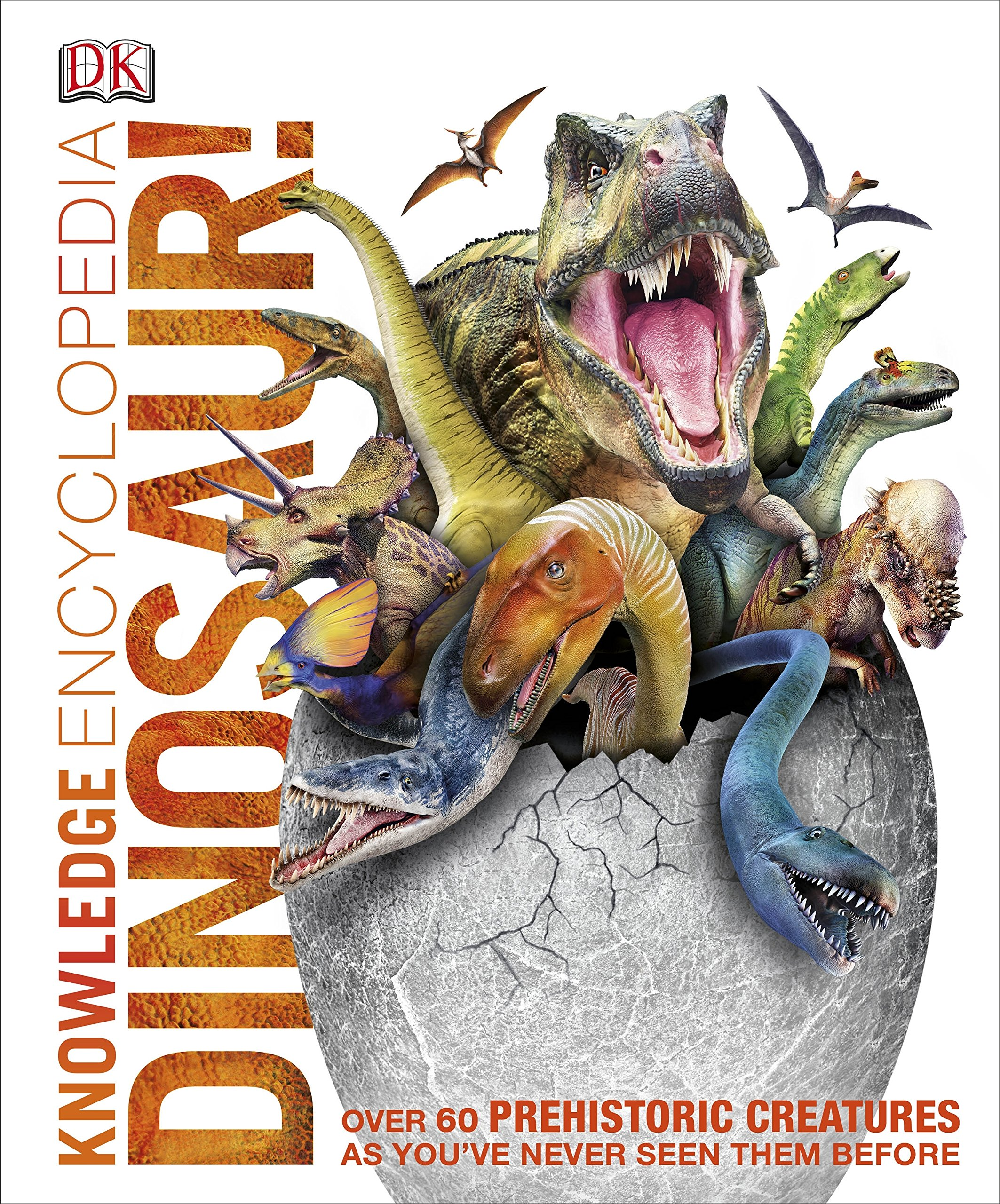 Knowledge Encyclopedia Dinosaur! PDF