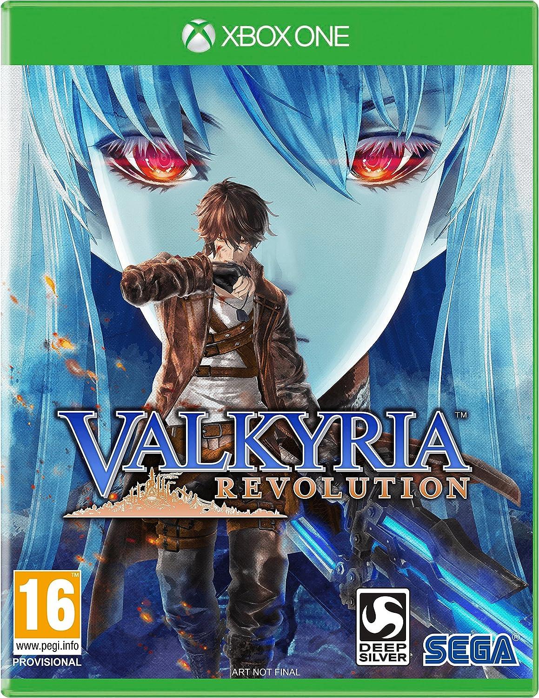 Valkyria Revolution: Day One Edition - Xbox One [Importación ...