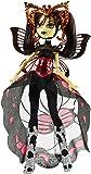 Monster High - Muñeca Goth Moth (Mattel CHW62)
