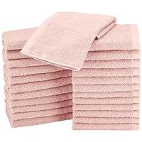 AmazonBasics - Waschlappen aus Baumwolle