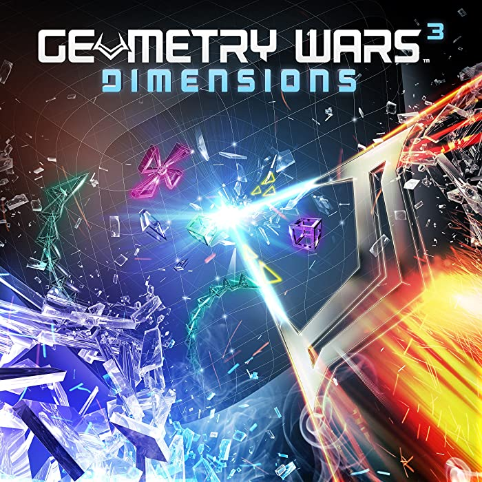 Geometry Wars 3 [Online Game Code]