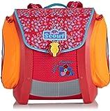 Scout Schulranzen Mega Little Flowers Rot 49000329000