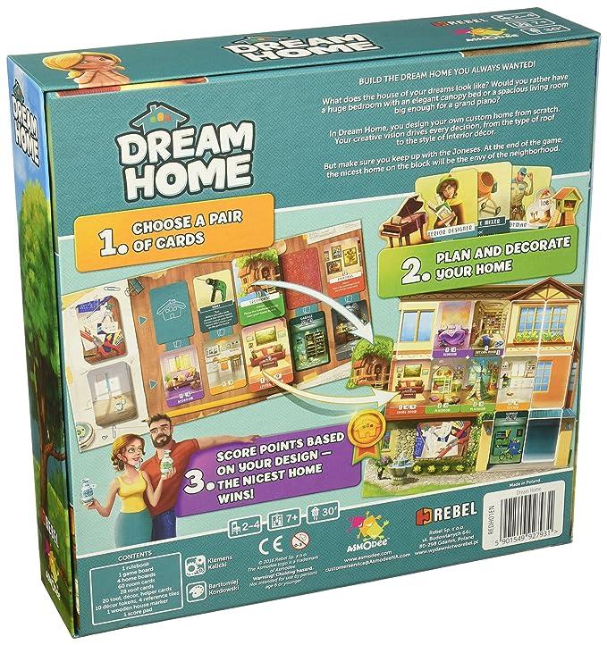 Amazon Com Dream Home Toys Games