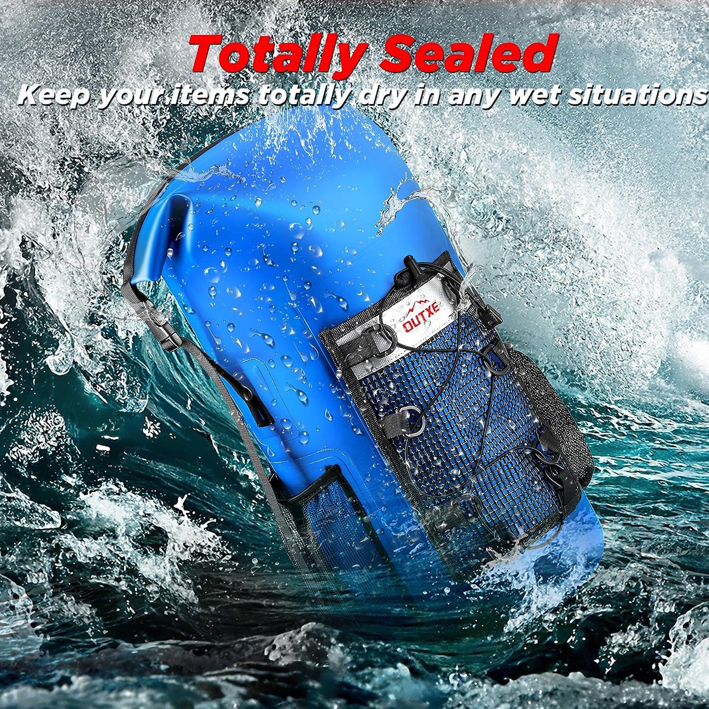 OUTXE IP67 Waterproof Sacs étanches 10L//20L Sac Imperméable