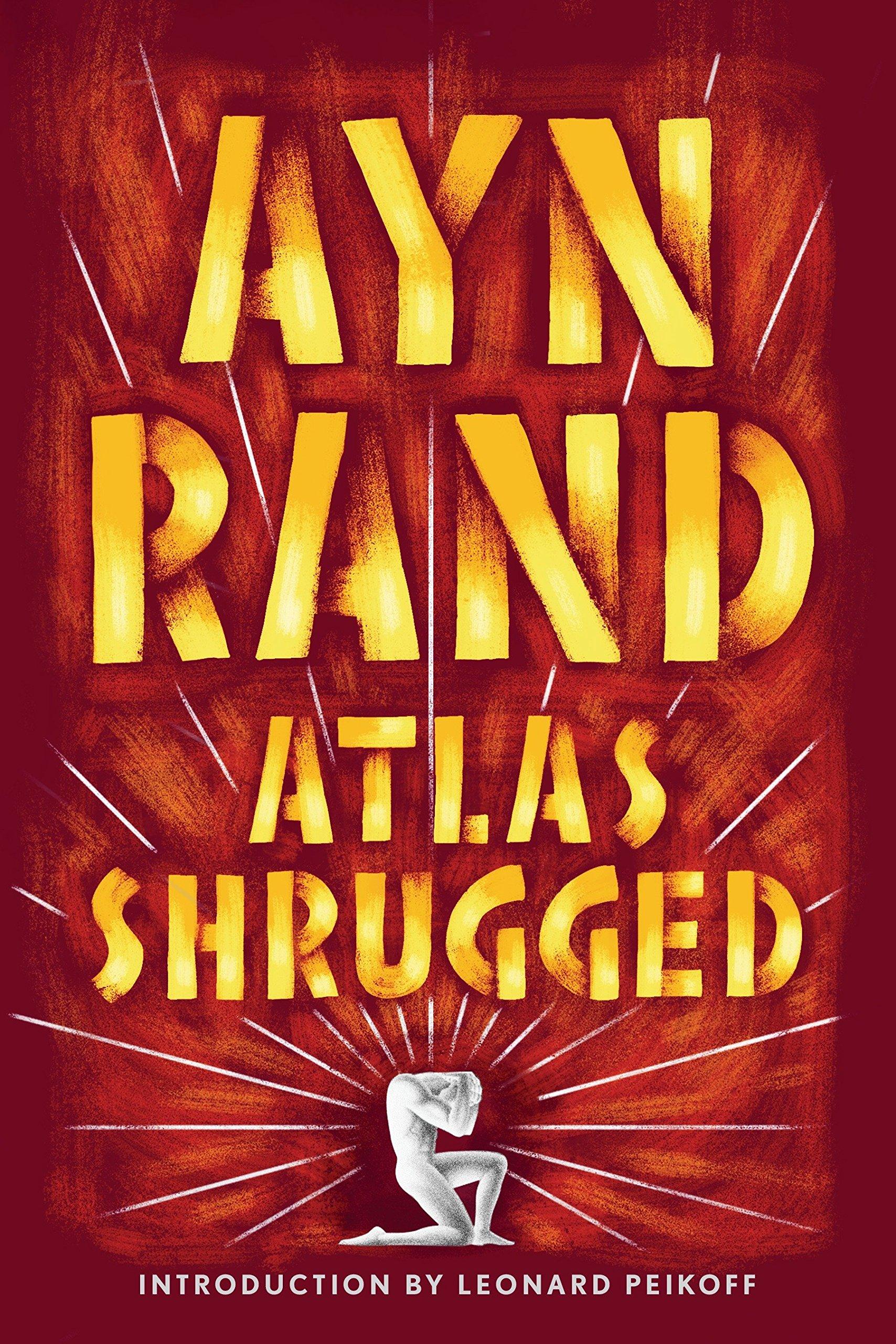 Atlas Shrugged Ayn Rand Leonard Peikoff 8601400311974