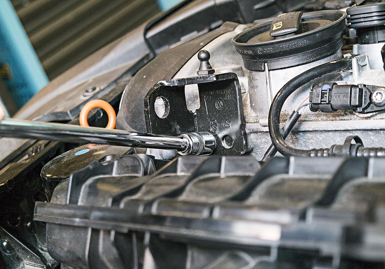 V4314 Vigor Schwenkbare Verl/ängerung 3//8 Zoll 36 mm