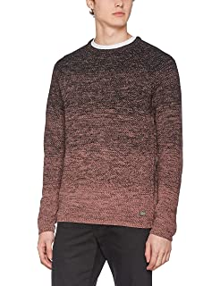 e7aa1b5ca5f99e JACK   JONES Herren Pullover Joralex Knit Crew Neck  Amazon.de ...