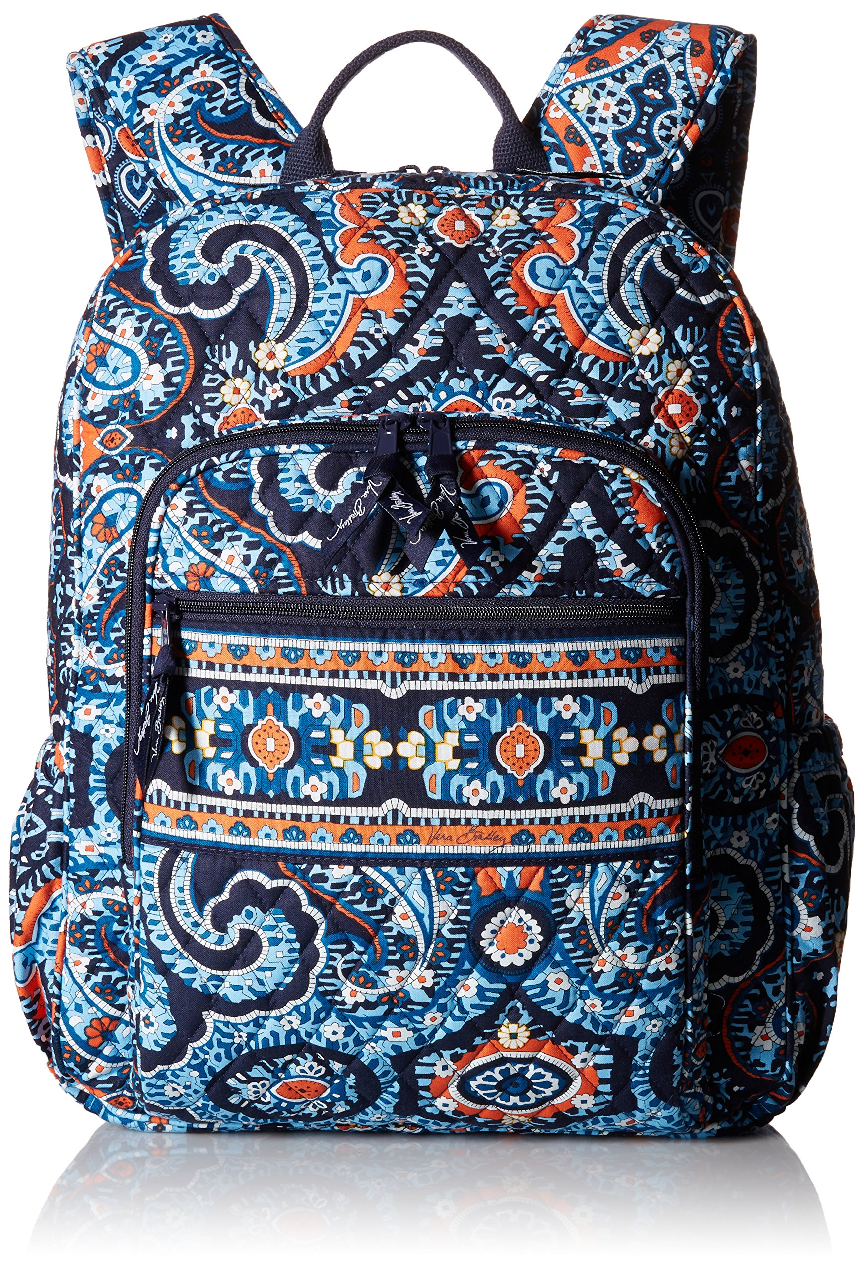 Vera Bradley Campus Backpack, Marrakesh, One Size