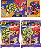Jelly Belly  Bean Boozled Set Glücksrad plus zwei Tüten Beans, 1er Pack (1 x 208 g)