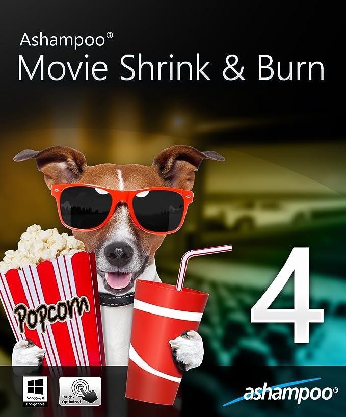 ashampoo movie shrink & burn 4 full