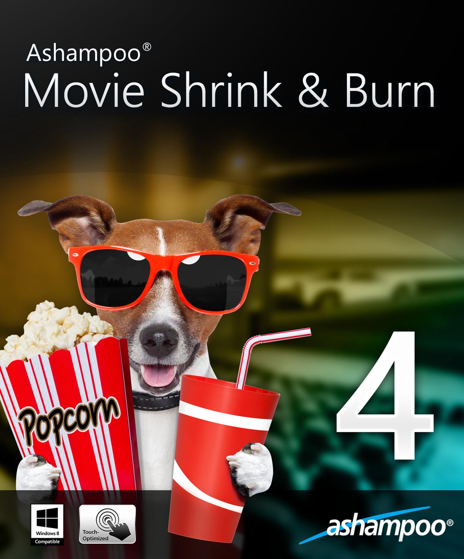 Ashampoo Movie Shrink & Burn 4 [Download]