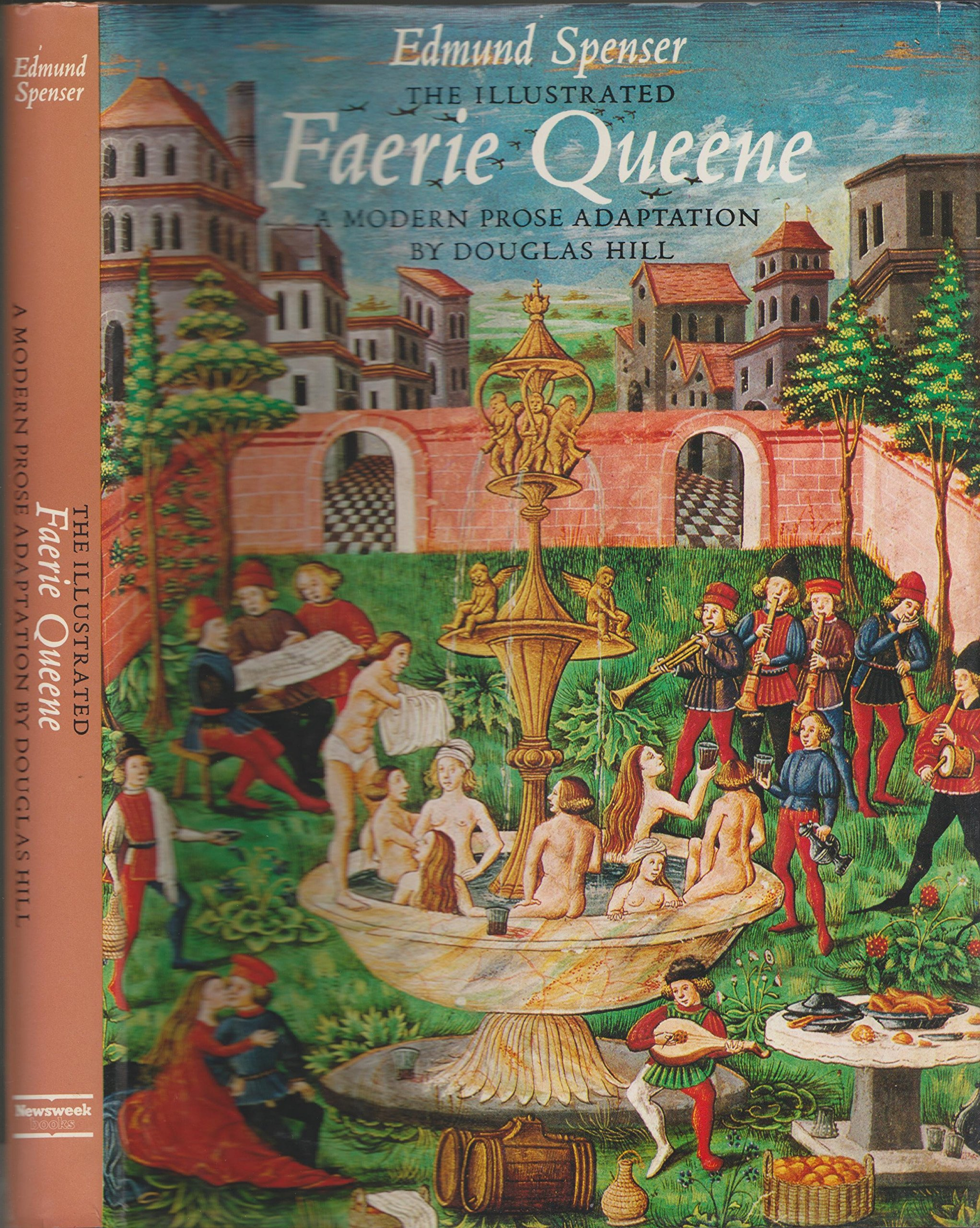 The illustrated Faerie Queene: Douglas Hill, Edmund Spenser: 9780882252971: Amazon.com: Books