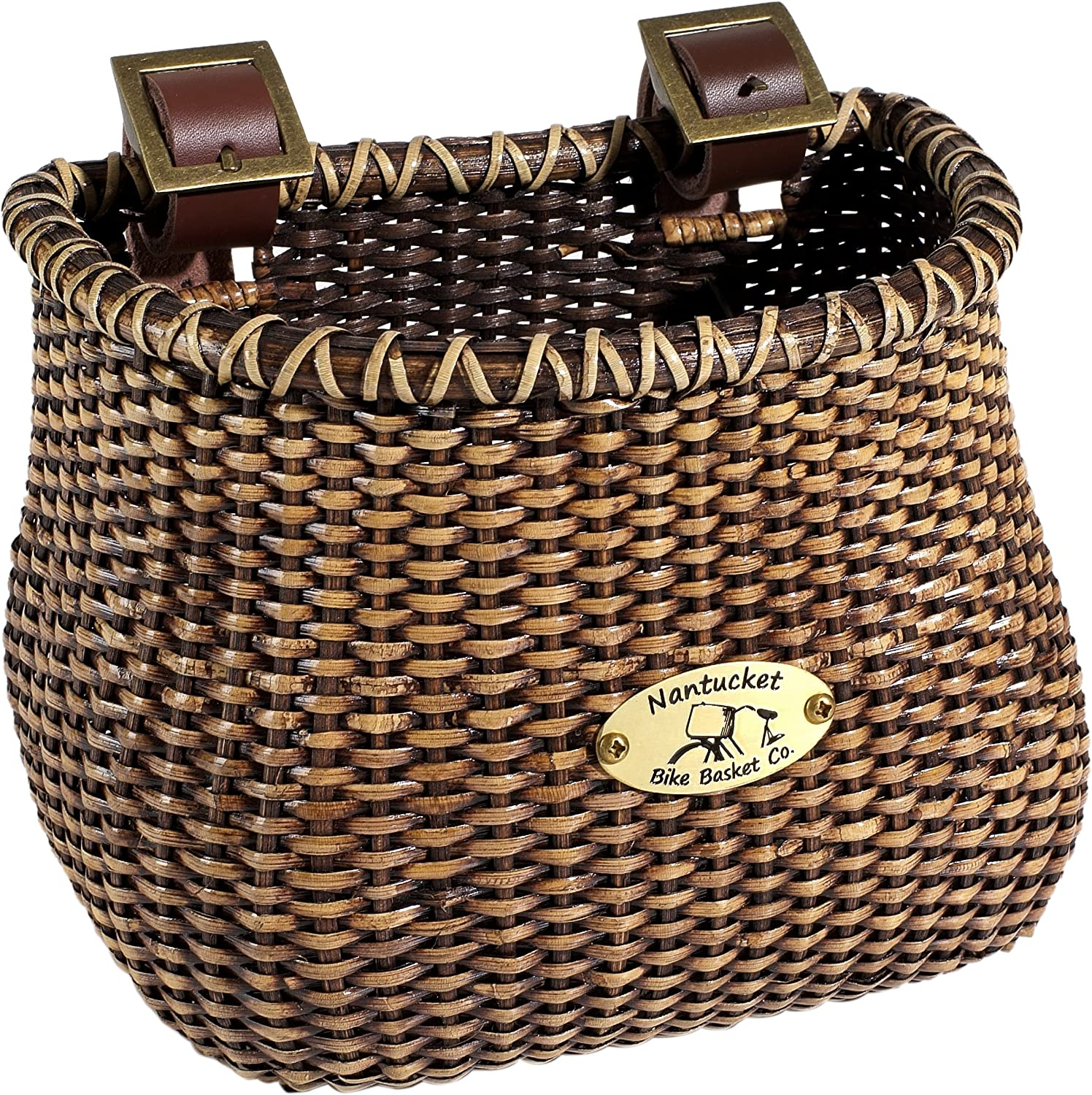 Nantucket Bicycle Basket Co. Lightship Collection Children's Bicycle Basket