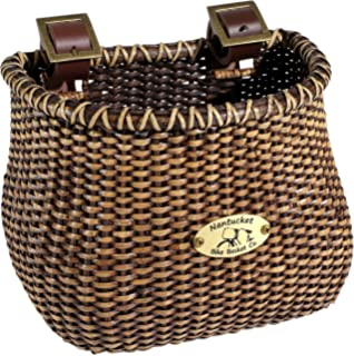 Bell Basil 152043 Denton Wicker Bicycle Basket With
