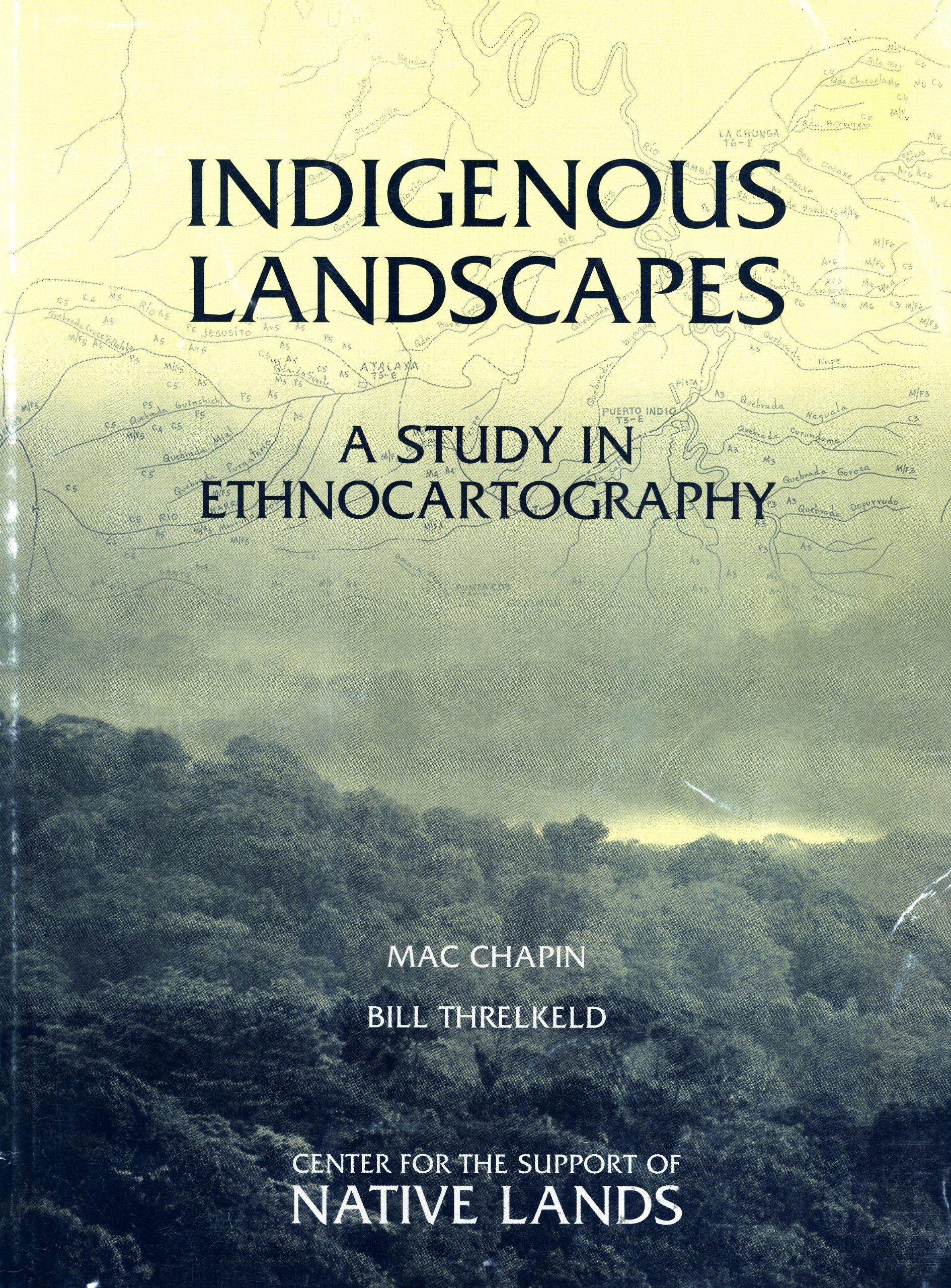 Download Indigenous landscapes: A study in ethnocartography pdf