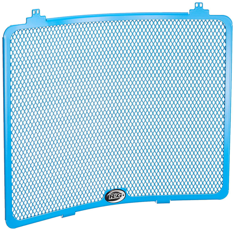 R&G(アールアンドジー) ラジエターガード ライト ブルー GSX-R1000(17-) RG-RAD0216BLUE   B0725XJVKY