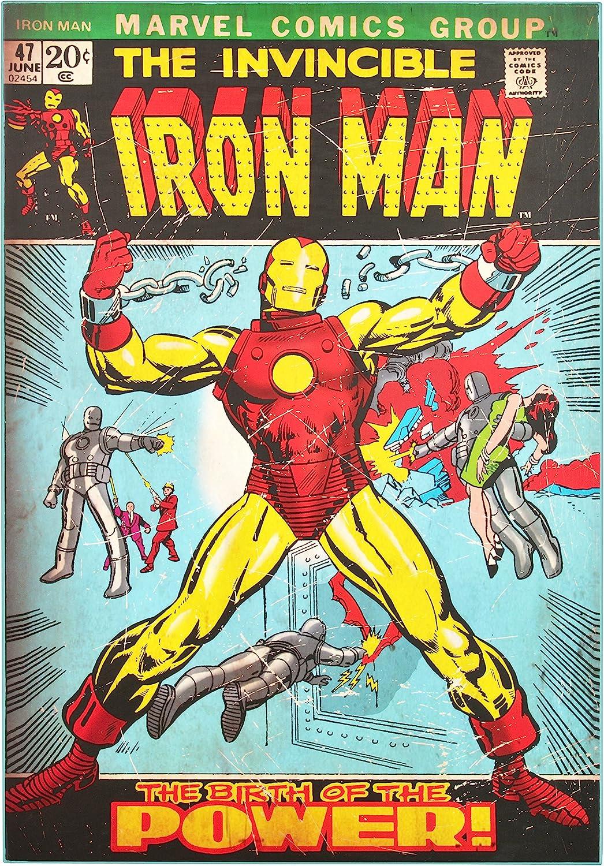Classic Iron Man Comic
