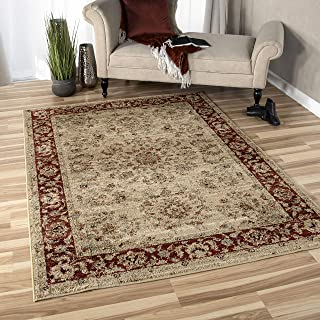 "product image for Orian Rugs American Heritage Promenade Area Rug, 5'3"" x 7'6"", Off-White"