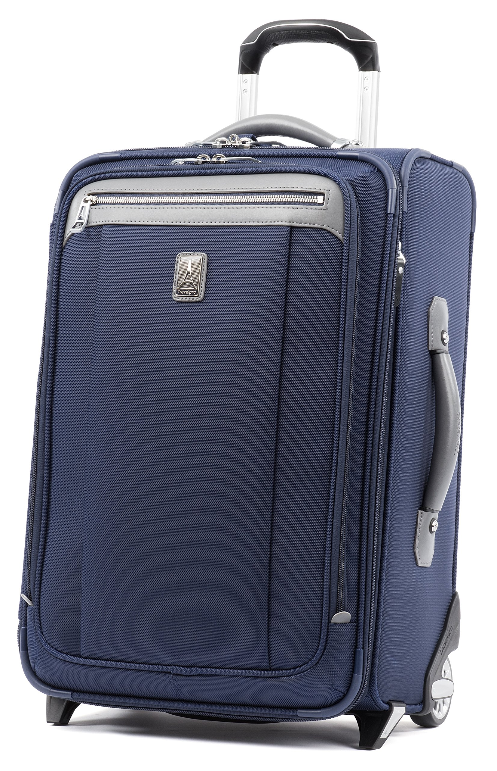 Travelpro Platinum Magna 2 22 Inch Express Rollaboard Suitcase (Navy) by Travelpro