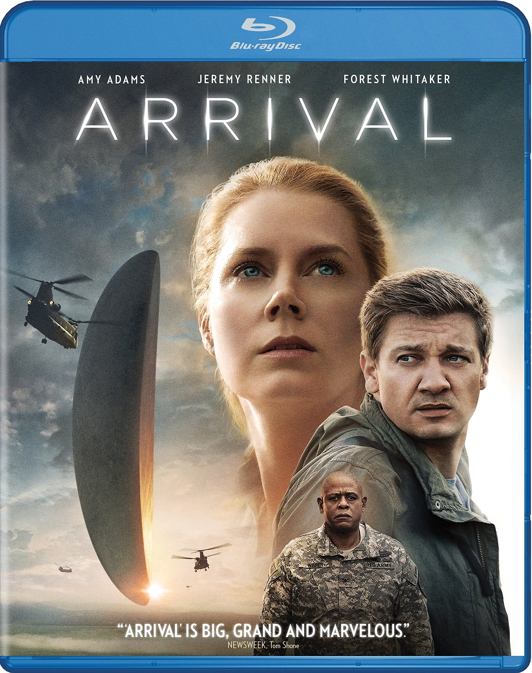 Blu-ray : Arrival (Digitally Mastered in HD, Digital Copy)