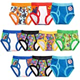 Bioworld Spiderman Boxers Into The Spider-Verse 3-Pack Briefs for Boys