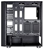 AeroCool Quartz-Blue Front and Side Tempered Glass