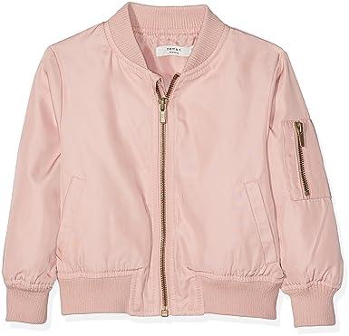 506cf0052 Name It Girl s Nitmaryam Bomber Jacket Mz Ger  Amazon.co.uk  Clothing