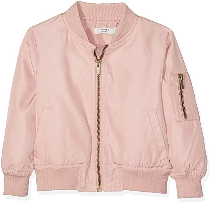 It Para Nitmaryam Chaqueta Amazon Mz Name Bomber Niñas Ger Jacket d04dSwq
