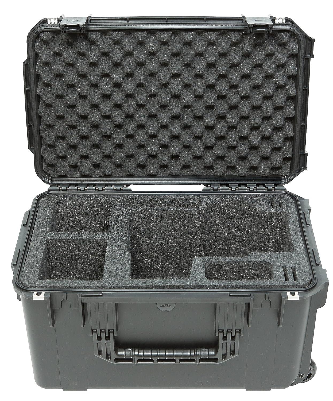 CMOCases 3i-221312BKU iシリーズ プロフェッショナルカメラケース ブラック/グレー B078MPFZ6T