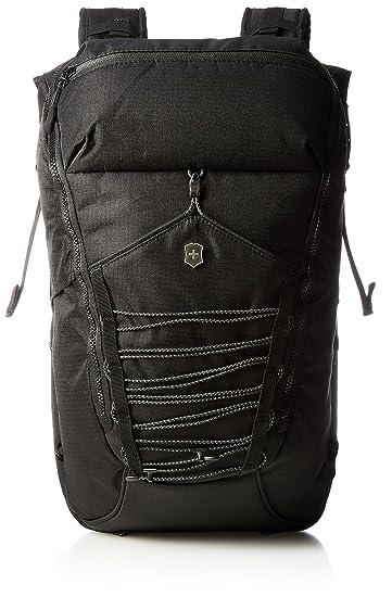 398d8eac1 Amazon.com: Victorinox Altmont Active Deluxe Rolltop Laptop Backpack, Black  One Size