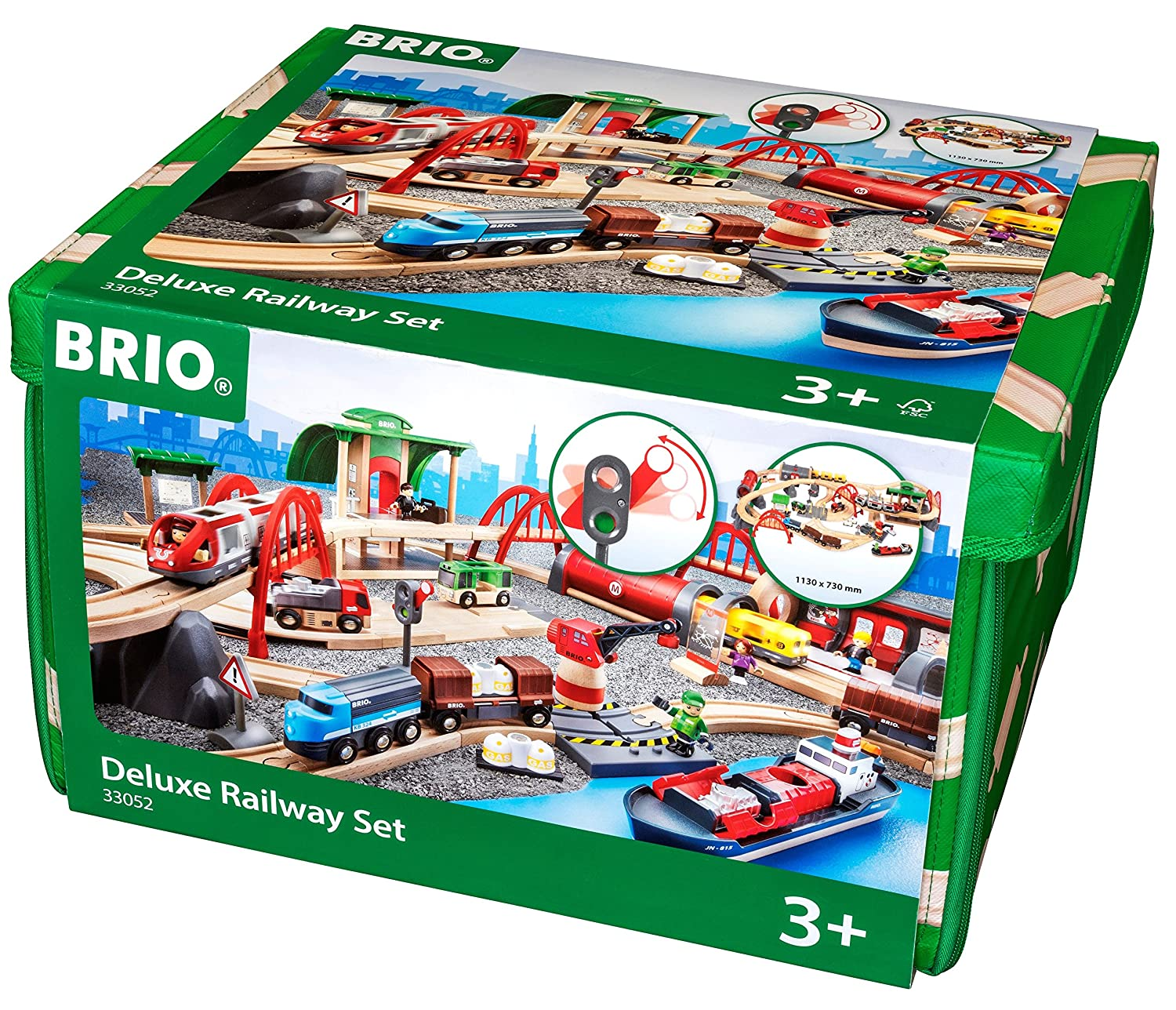 The Best Toy Train Sets for Kids