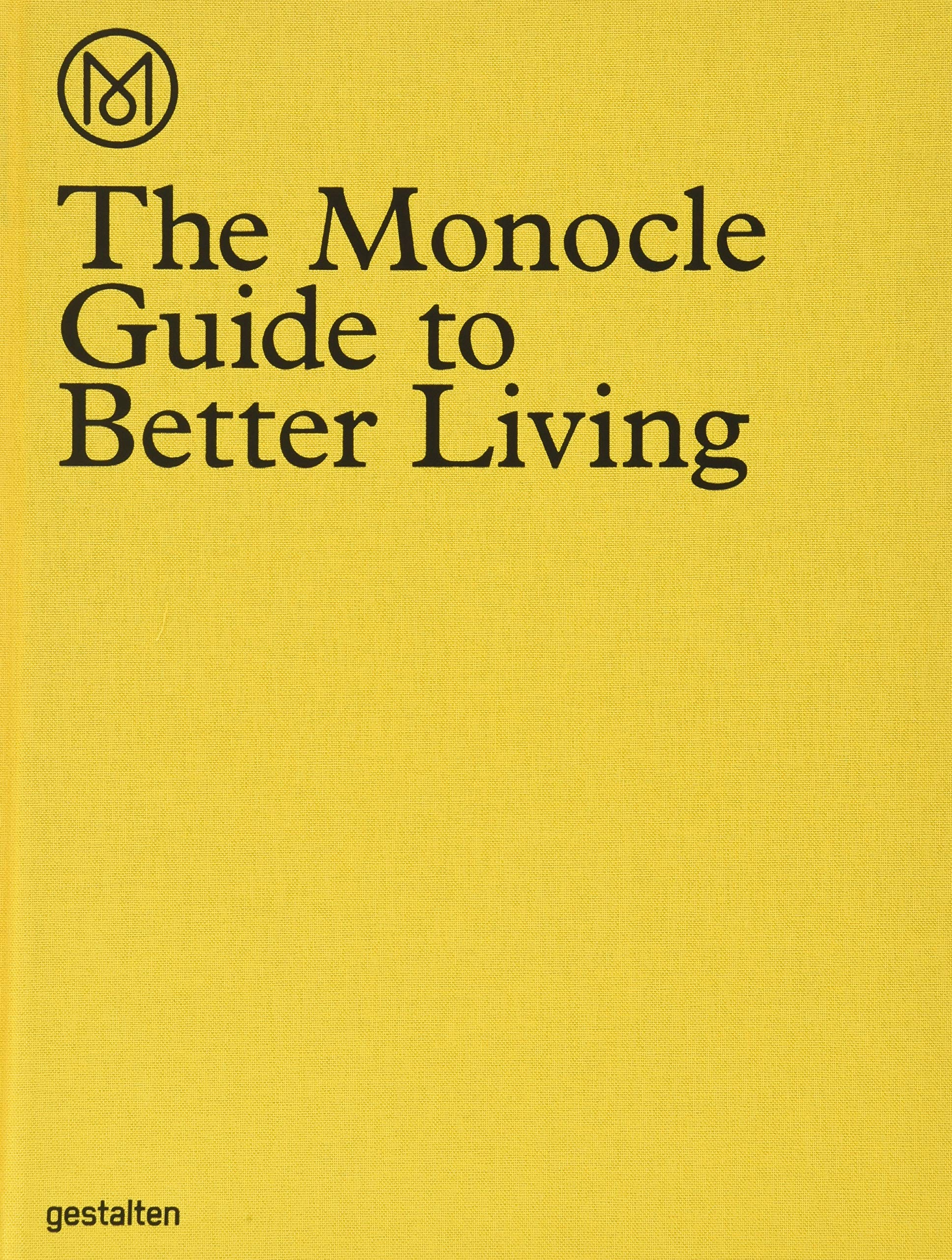 The Monocle Guide To Better Living: Amazon.es: Verlag, Die ...