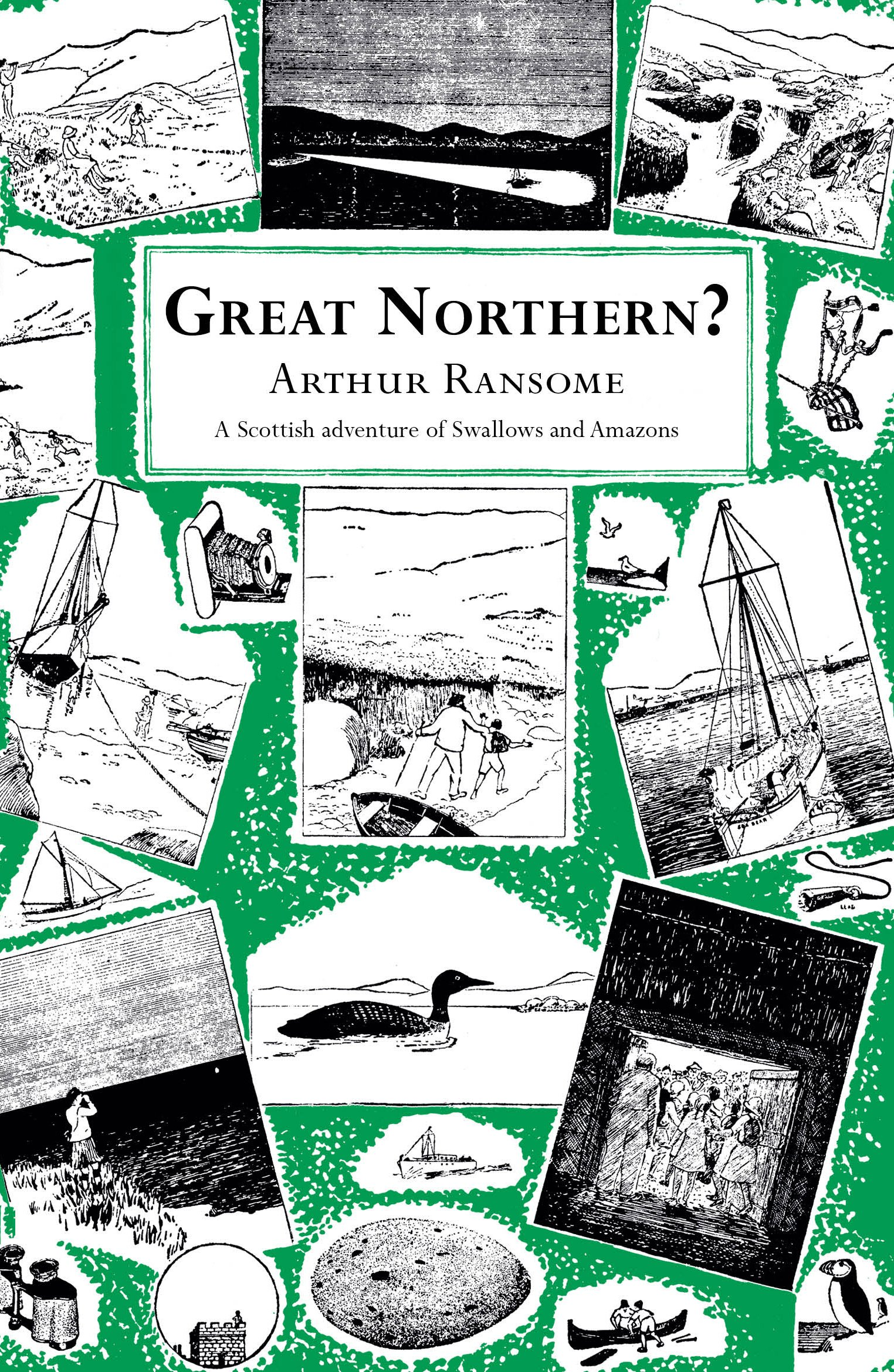 Great Northern   Swallows And Amazons
