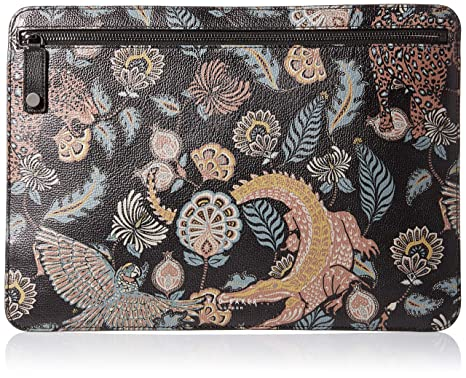 Amazon.com  Ted Baker Men s TIGGS Printed Leather Pouch e1f229d636f55