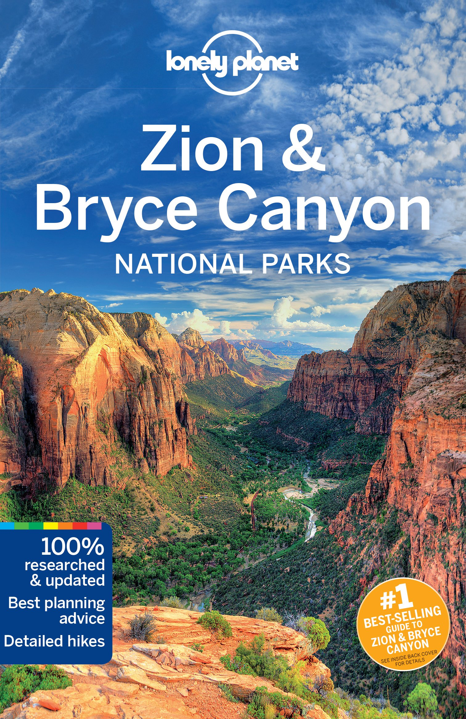 Lonely Planet Canyon National Travel product image
