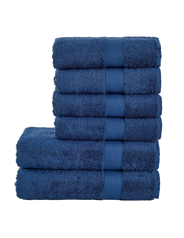 50 x 100 cm 100/% coton fin de qualit/é sup/érieure Cavar HOME rose 70 x 140 cm + 2 draps de douche Lot de 6 serviettes de bain Drap de bain Coffret cadeau avec emballage 4 serviettes