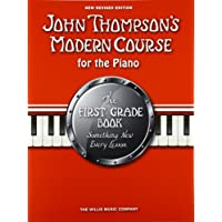 John Thompson's Modern Course First Grade - Book Only (New Edition) 2012