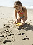 Kid O Quut Starfish Sand Shape Forming Beach Toy