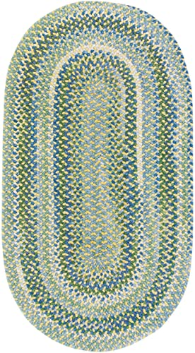Capel Rugs Waterway Multi Rug Rug Size Concentric 20 x 30