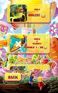 Match Three - Chocolate Saga by CandyLand Games